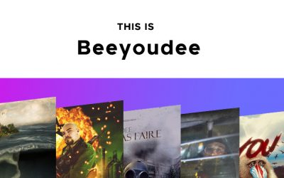 This is Beeyoudee! Une playlist officielle par Spotify.