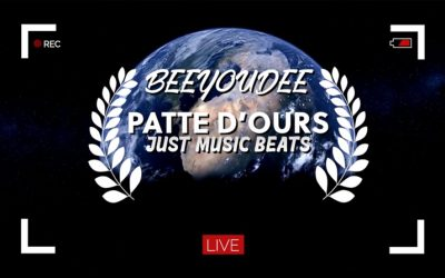 Beeyoudee et Just Music Beats collaborent sur «Pattes d'ours».