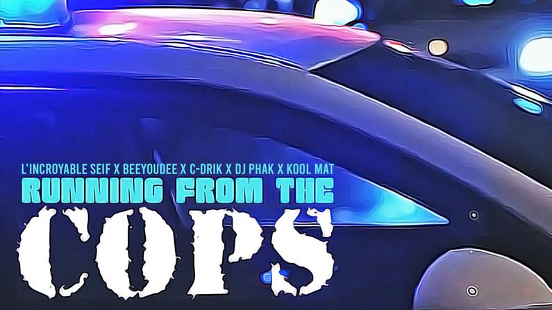 Compilation Talents Disparus Vol. 2 : Un premier extrait surprenant réunissant Beeyoudee, L'Incroyable Seif, C-Drik et DJ Phak!