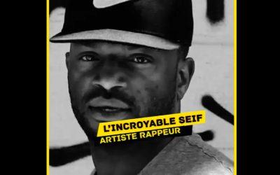 L'Incroyable Seif à l'honneur sur la plateforme congolaise Panza Ta Zik!
