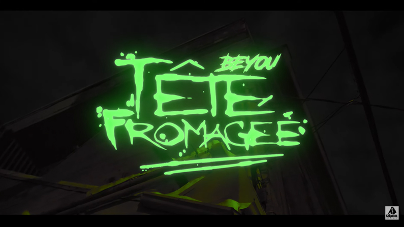 Un premier extrait vidéo pour « Tête Fromagée » de Beeyoudee!