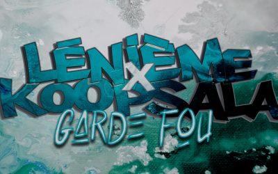 Koopsala & Lénième arrivent à bon port avec le revivifiant EP «Garde fou».