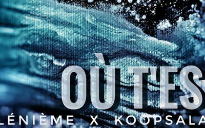 Koopsala & Lénième entrent en force sur les playlists avec plus de 15 000 écoutes en trois jours.